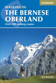 Wandelgids Bernese Alps - Berner Oberland   Cicerone   ISBN 9781852847968
