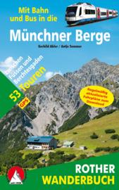 Wandelgids Mit Bahn und Bus in die Münchner Berge   Rother   ISBN 97837633330324