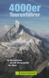 Klimgids-Alpinegids 4000er | Bruckmann Verlag | ISBN 9783765457616