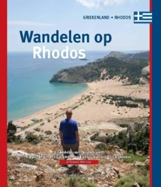 Wandelgids Wandelen op Rhodos | One Day Walks Publishing | ISBN 9789078194255