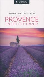Reisgids Provence & Cote d`Azur | Capitool | ISBN 9789000369072