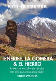 Reisgids Tenerife, La Gomera, El Hierro | Elmar Reishandboek | ISBN 9789038926537