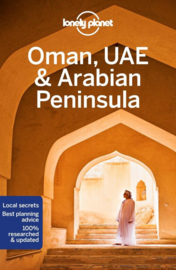 Reisgids Oman, UAE & Arabian Peninsula | Lonely Planet | ISBN 9781786574862
