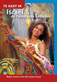 Reisgids Israel & de Palestijse gebieden | Te Gast in... | ISBN 9789460160882