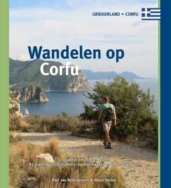 Wandelgids Wandelen op Corfu | One Day Walks | ISBN 9789078194330
