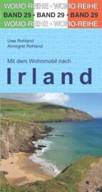 Campergids Ierland | WOMO verlag 29 | ISBN 9783869032962