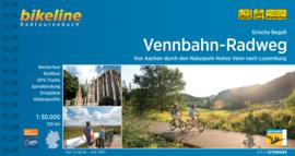 Fietsgids Vennbahn- Radweg - 230 km. | Bikeline | ISBN 9783850007702