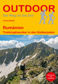Wandelgids Roemenië : Trekkingklassiker in den SüdKarpaten | Conrad Stein Verlag | ISBN 9783866865709