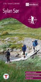 Wandelkaart Sylan Zuid 2776 | Nordeca | 1:100.000 | ISBN 7046660027769