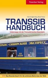 Reisgids-Treingids Transsib-Handbuch - Transsiberië Express | Trescher Verlag | Transsiberische spoorlijn | ISBN 9783897943834