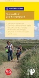 Wandelkaart Nationaal Park Zuid Kennemerland | Falk - Natuurmonumenten 08 | 1:20.000 | ISBN 9789028725416