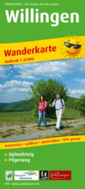 Wandelkaart Willingen | Public Press | ISBN 9783747304181