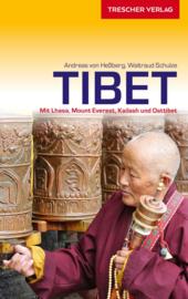 Reisgids Tibet entdecken   Trescher Verlag   ISBN 9783897943483