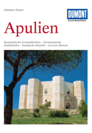 Kunstreisgids Puglia - Kunstreiseführer Apulien  | Dumont verlag | ISBN 9783770143146