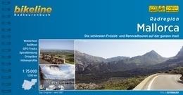 Fietsgids Mallorca | Bikeline | Fietsen op Mallorca - 1310 km. | ISBN 9783850000536