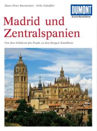 Kunstreisgids Centraal Spanje en Madrid - Kunstreiseführer Zentral Spanien | Dumont verlag | ISBN 9783770134588