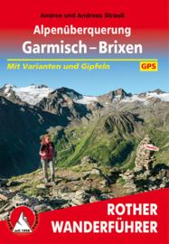 Wandelgids Alpenüberquerung Garmisch – Brixen  | Rother Verlag | ISBN 9783763345366