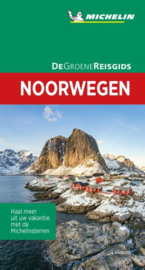 Reisgids Noorwegen | Michelin | ISBN 9789401457330