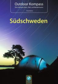 Fietsgids-Kanogids-Wandelgids, Südschweden - Zuid Zweden | Thomas Kettler Verlag  | ISBN 9783934014244