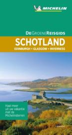 Reisgids Schotland | Michelin groene gids | ISBN 9789401457378
