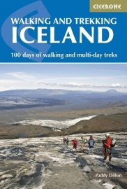 Wandelgids IJsland - Walking and Trekking on Iceland | Cicerone | ISBN 9781852848057