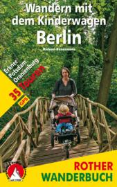 Wandelgids Wandern mit dem Kinderwagen in Berlin | Rother Verlag | ISBN 9783763343430