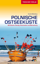 Reisgids Oostzeekust Polen - Polnische Ostseeküste | Trescher Verlag | ISBN 9783897945135