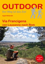 Wandelgids-Trekkinggids Via Francigena | Conrad Stein Verlag | ISBN 9783866865594