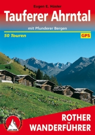 Wandelgids Tauferer Ahrntal - Pfunderer Bergen | Rother Verlag | ISBN 9783763341863
