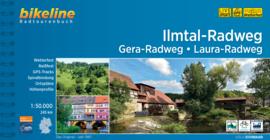 Fietsgids Ilmtal-Radweg - Gera-Radweg - Laura-Radweg   Bikeline   ISBN 9783850007122