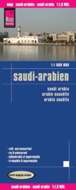 Wegenkaart Saudi Arabië | Reise Know How | 1:1,8 miljoen | ISBN 9783831772193