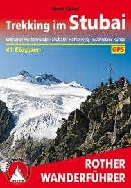 Wandelgids Rother Trekking im Stubai | Rother Verlag | ISBN 9783763344376