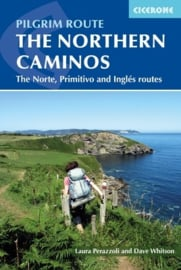 Wandelgids  The Northern Caminos | Cicerone | ISBN 9781852847944