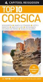 Reisgids Corsica | Capitool Top 10 | ISBN 9789000356669