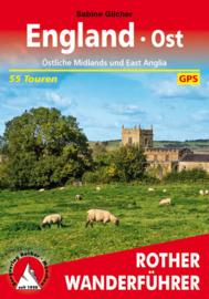 Wandelgids Engeland Oost | Rother Verlag | ISBN 9783763345298