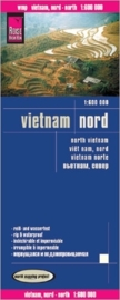 Wegenkaart Vietnam Noord | Reise Know How | 1:500.000 | ISBN 9783831772988