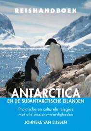 Reisgids Antarctica | Elmar reishandboek | ISBN 9789038926278