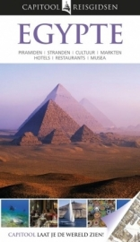 Reisgids Egypte | Capitool | ISBN 9789047517900