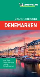 Reisgids Denemarken   Michelin Groene gids   ISBN 9789401457255