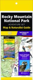 Natuurgids - Topografische kaart - Wandelkaart Rocky Mountain National Park | National Geographic Adventure Set  | ISBN 9781583559154