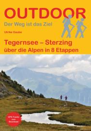 Wandelgids Tegernsee - Sterzing | Conrad Stein Verlag | ISBN 9783866866027