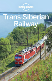 Reisgids-Treingids Transsiberian Railway - Transsiberië Express | Lonely Planet | ISBN 9781786574596