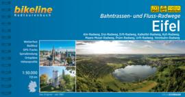 Fietsgids Eifel, Flüsse und Bahntrassen | Bikeline | ISBN 9783850008310