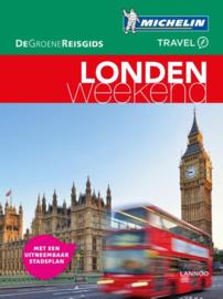 Stadsgids Londen | Michelin Weekend | ISBN 9789401439725