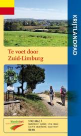 Wandelgids Krijtlandpad | Wandelnet - Streekpad 7 | ISBN 9789492641106