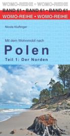 Campergids Polen Noord | WOMO 61 | ISBN 9783869036151