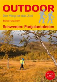 Wandelgids Padjelantaleden | Conrad Stein Verlag | ISBN 9783866865334