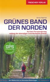 Wandelgids Grünes Band - Der Norden | Trescher Verlag | ISBN 9783897945272