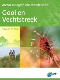 Wandelkaart Gooi- en Vechtestreek - Topografisch | ANWB | 1:25.000 | ISBN 9789018038670
