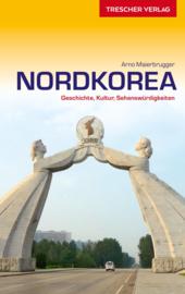 Reisgids Noord Korea - Nordkorea | Trescher Verlag | ISBN 9783897944015